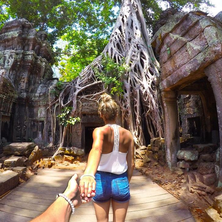 Храм Та Прохм, Камбоджа