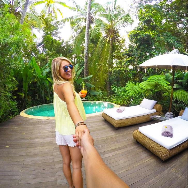 Отель «Сандат», город Убуд, Бали, Индонезия
