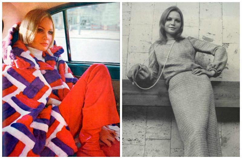Галина Миловская Ее также называли «русской Твигги» — типаж худенькой девушки-сорванца был чрезвычай