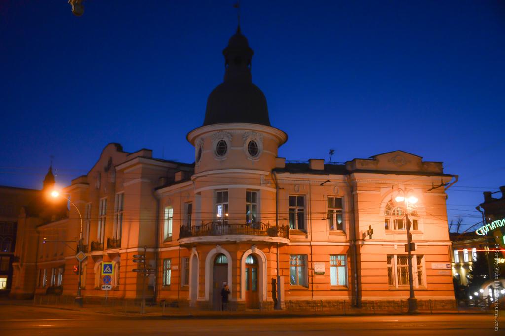 Фото различных зданий в иркутске