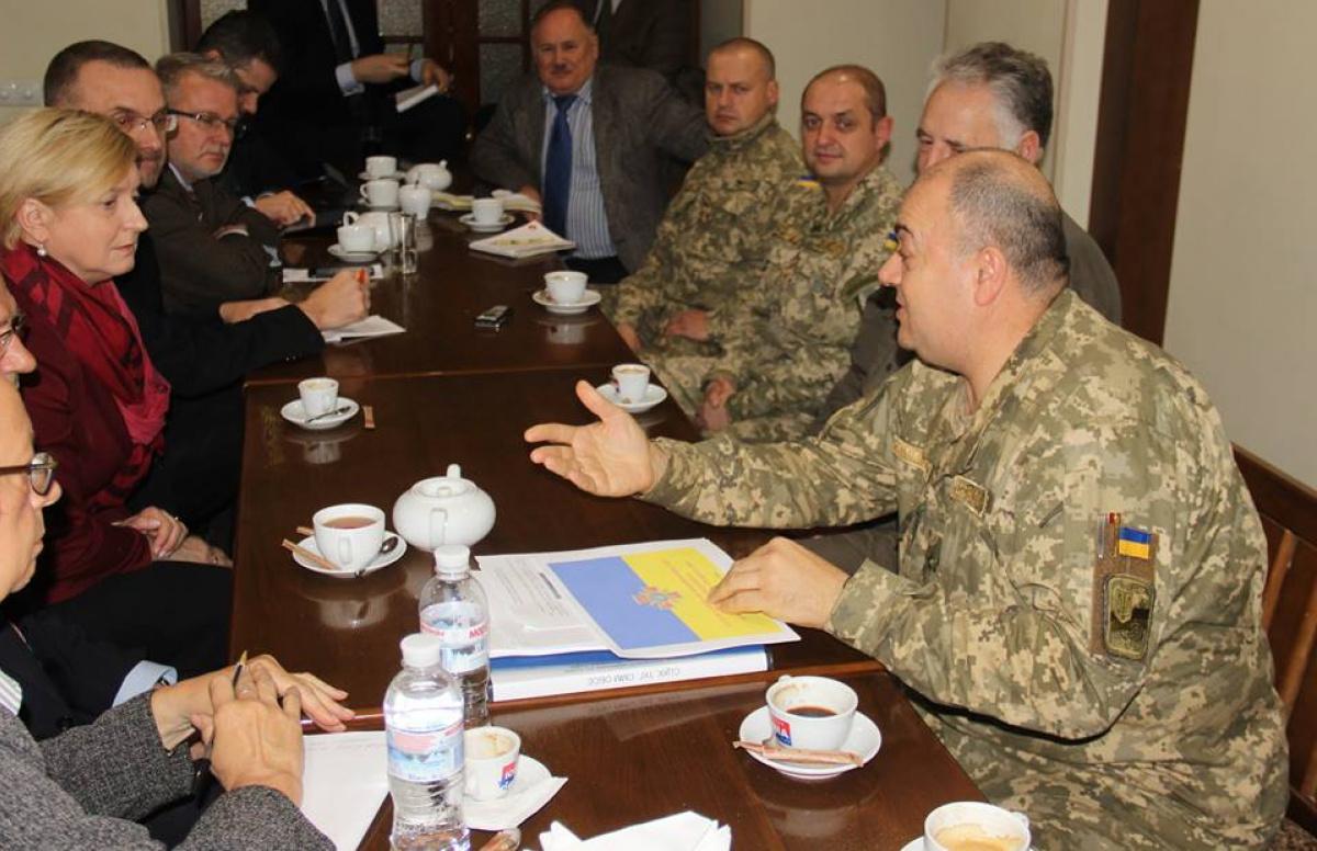 П.Жебривский проинформировал о 2-х погибших военных засутки