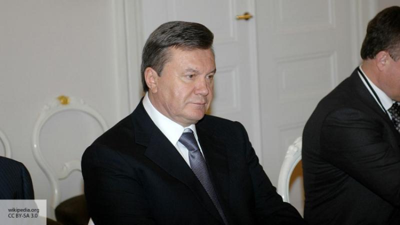 Генпрокуратура: Вделе огосизмене Януковича говорит экс-чиновник Государственной думы РФ