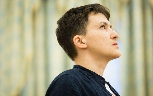 Надежду Савченко исключили изКомитета понацбезопасности