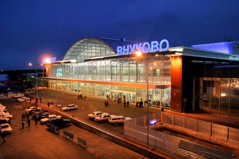 Опоздавший нарейс воВнуково избил сотрудника авиакомпании