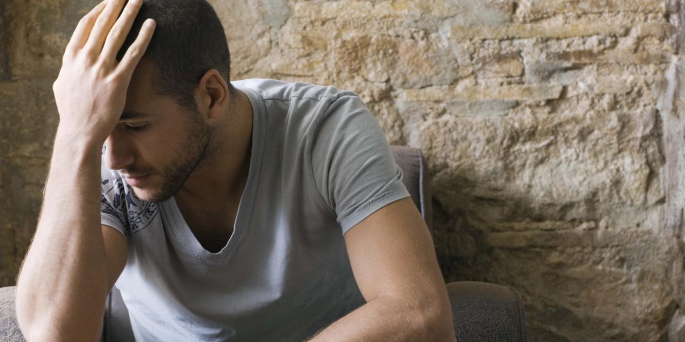 Ученые: Нервные мужчины рискуют умереть отрака