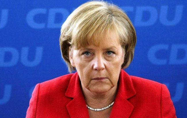 ЕСготов кбольшей ответственности забезопасность врегионе— А.Меркель