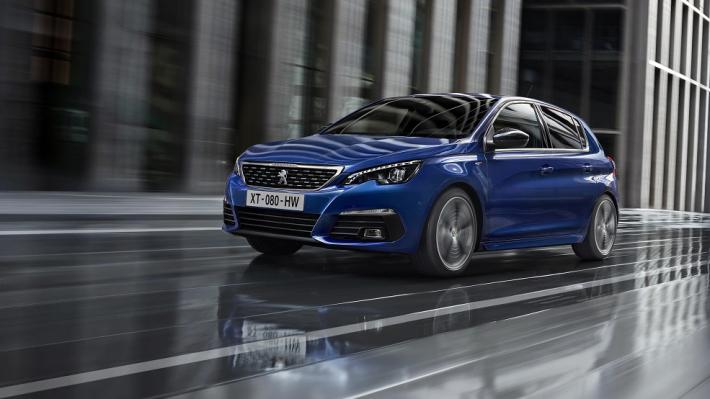 Peugeot (Пежо) обнародовала фото новой модели 308