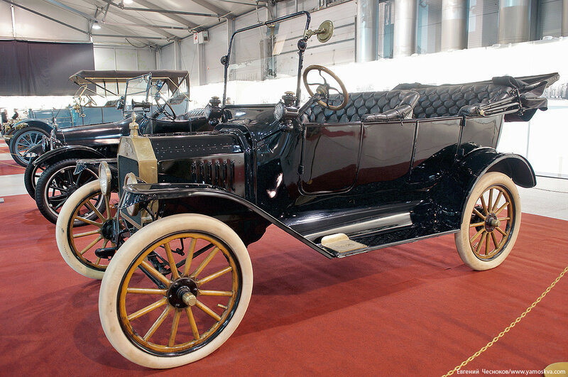 Олдтаймер. 1915. Форд Т Touring. 08.03.17.01..jpg