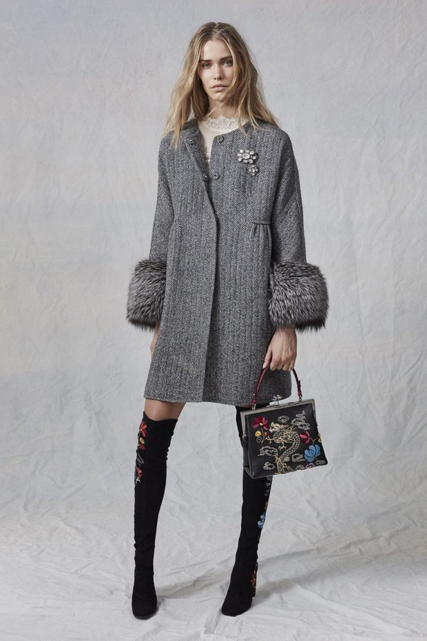 Ermanno Scervino Women's Pre-Fall 2017 Collection
