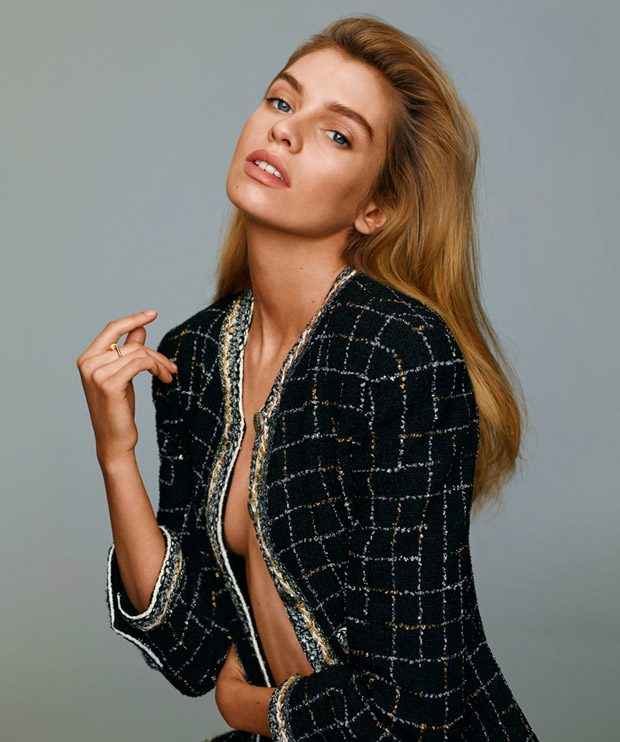 Stella Maxwell Stars in Harper's Bazaar Spain April 2017 Issue