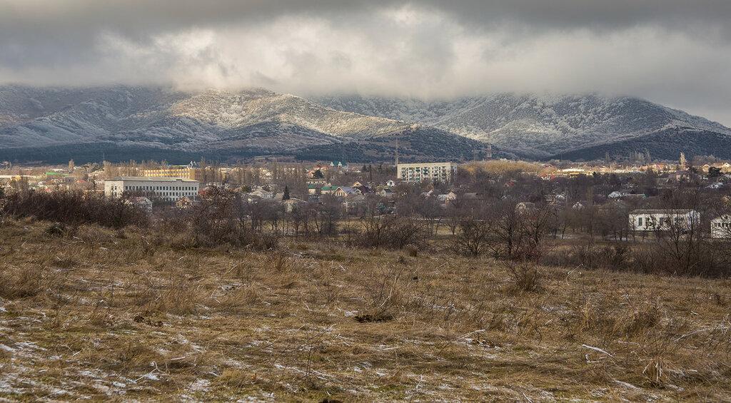 Город под горой Агармыш