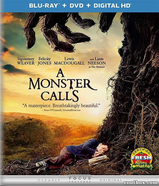 Голос монстра / A Monster Calls (2016/BDRip/HDRip)