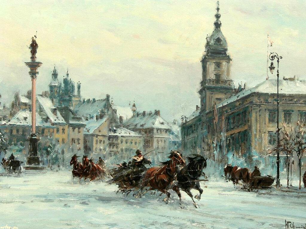 Польский художник Wladyslaw Chmielinski 3.jpg