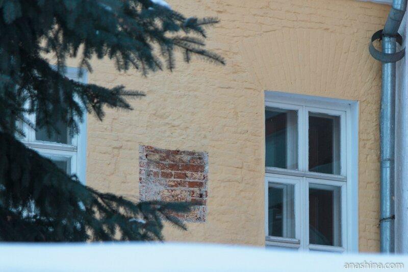 Старая кладка, Лефортовский дворец