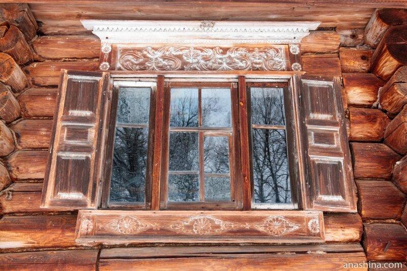 Окно со ставнями в доме Павловой, Щелоковский хутор