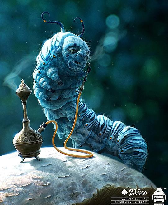 Outstanding Concept Art by Michael Kutsche