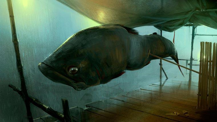 Broken Worlds - The dark and fascinating illustrations of Sergey Kolesov