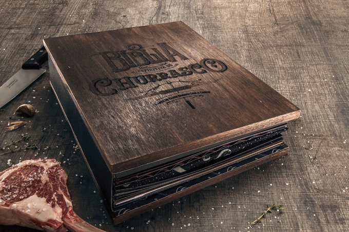 """Agencia de Publicidade cria """"Biblia do Churrasco"""""""