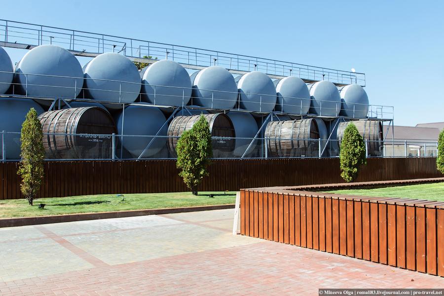 Завод Кубань-вино