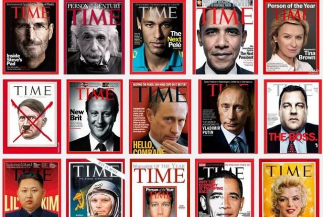 «Человек года» все обложки журнала Time за последние 90 лет
