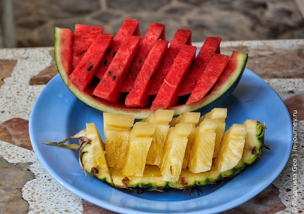 фрукты ко самет