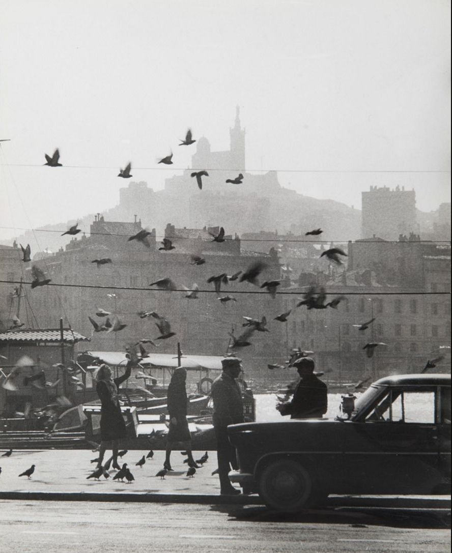 1963. Марсель