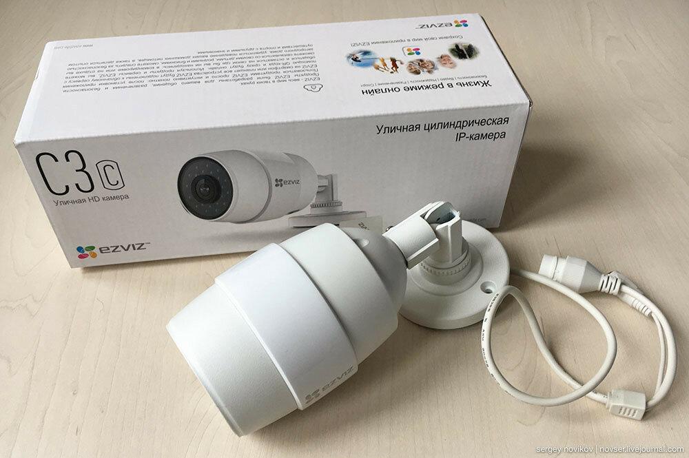 Видеокамера EZVIZ C3C