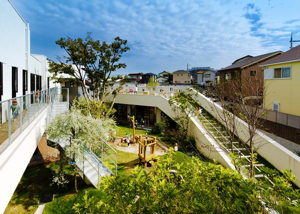 Ясли-сад в Японии