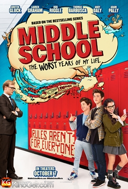 Middle School - The Worst Years of My Life (2016)