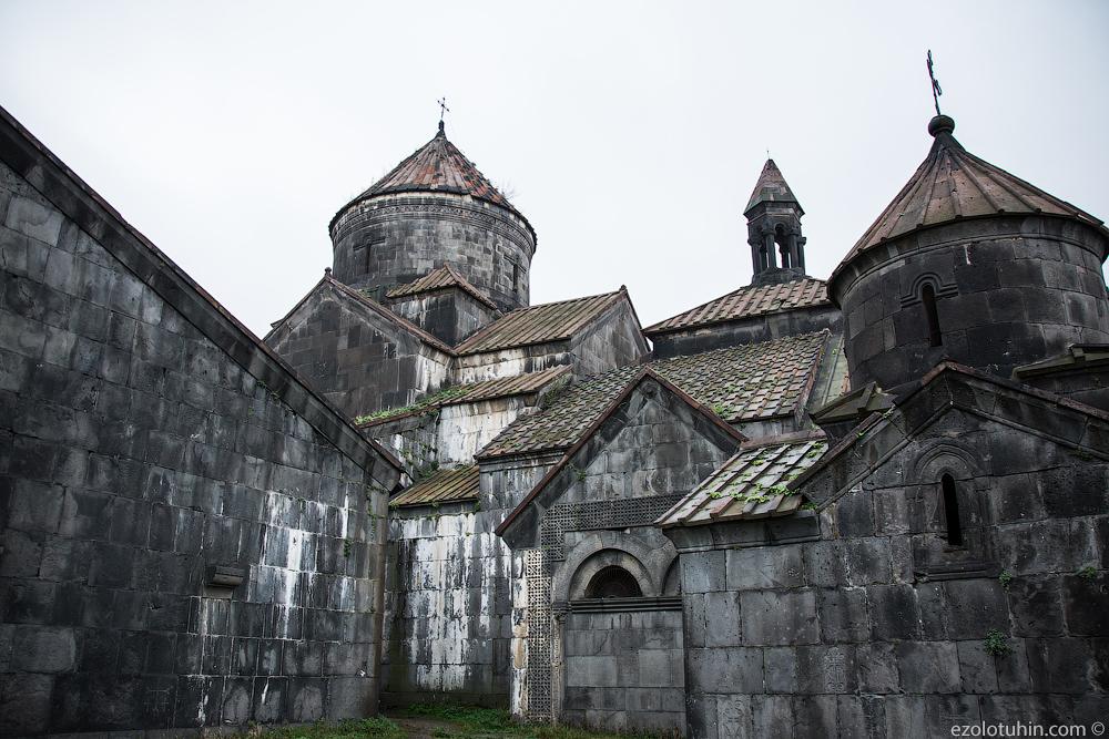 Армянский монастырь Ахпат