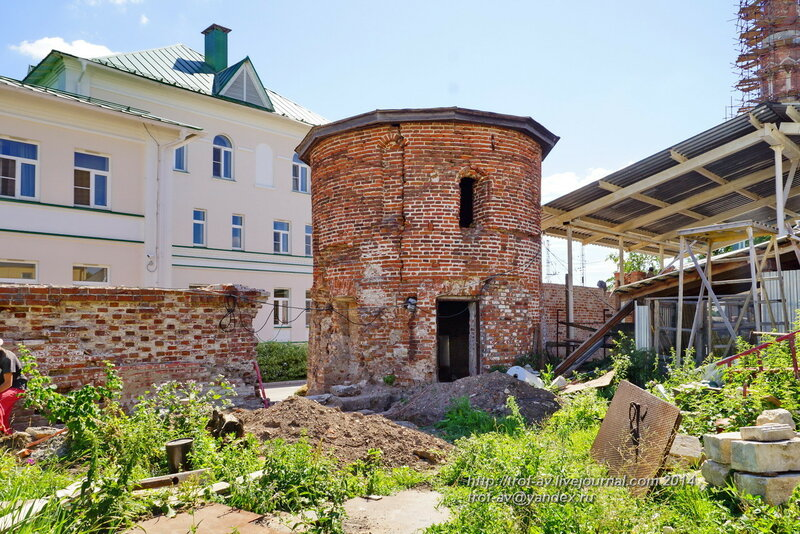 Богоявленский Старо-Голутвин мужской монастырь, Коломна