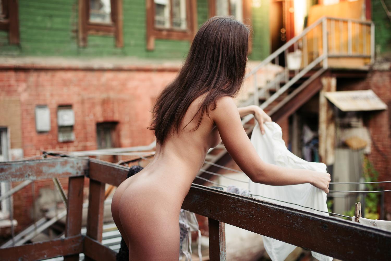 Grand lavage / фотограф Gene Oryx