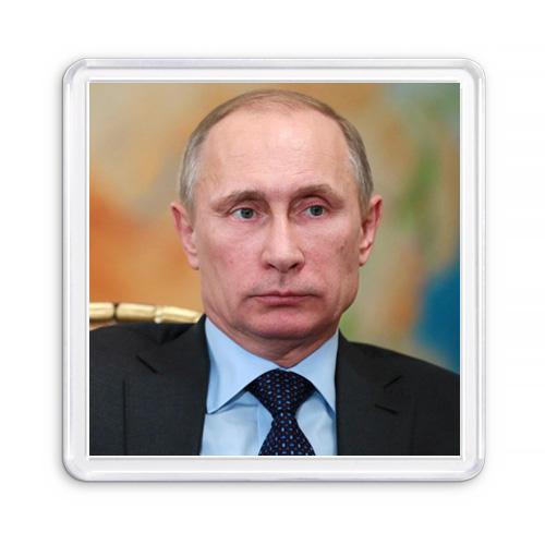 МАГНИТ АКРИЛОВЫЙ / ПРЕЗИДЕНТ РФ (арт. 000267)