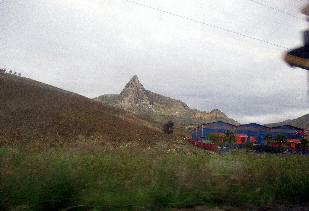 North-Western Sicily. The Sicani Mountains (Monti Sicani)