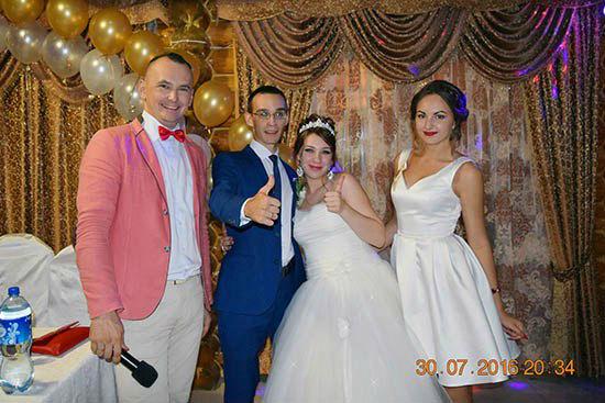 Свадьба Дениса и Полины