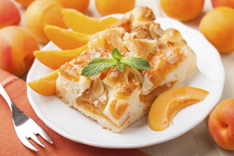 Абрикосовый или персиковый десерт