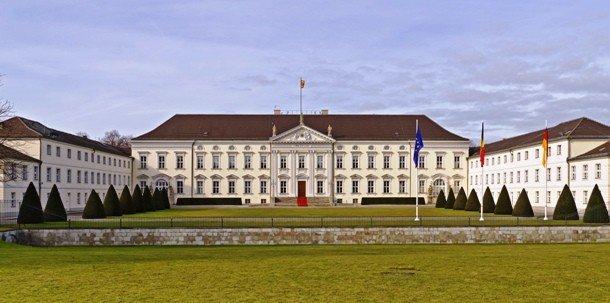 25. Дворец Бельвю, Германия Дворец Бельвю стал резиденцией президента Германией в 1994 году.