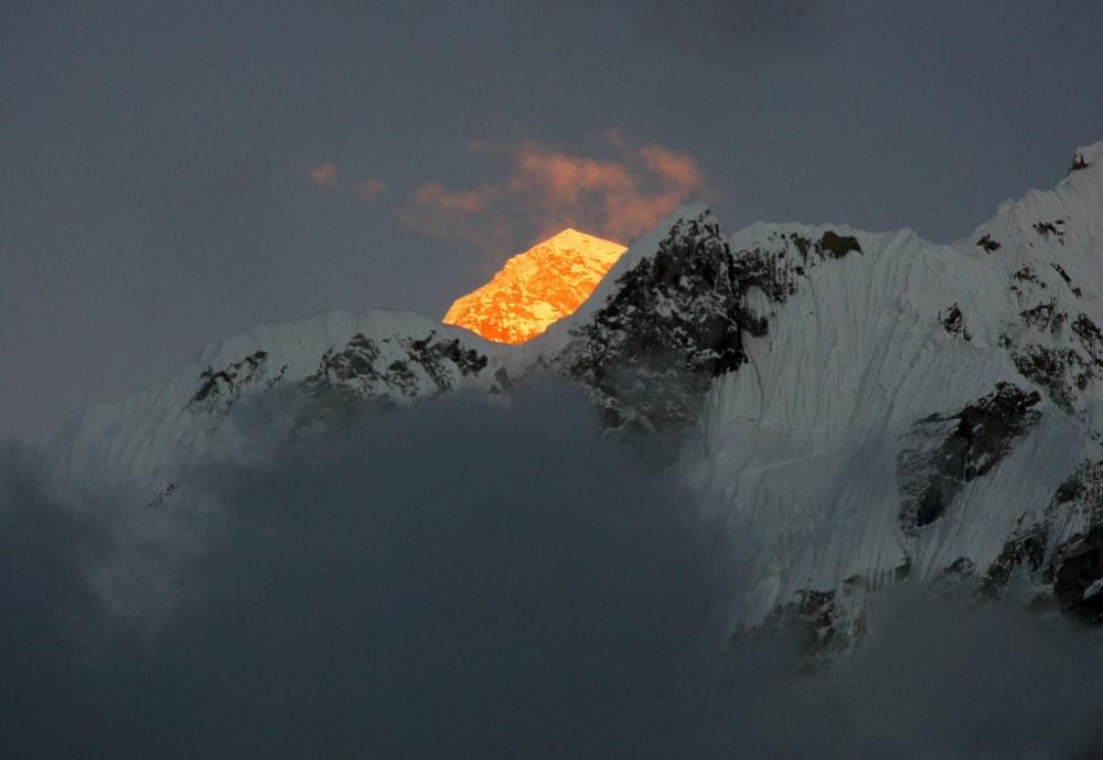 Пробуждение вулкана Этна