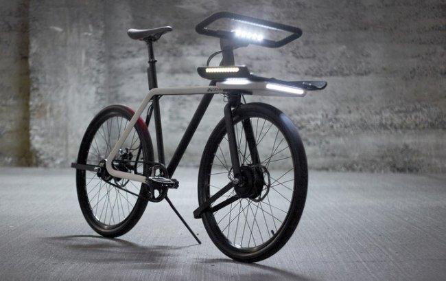 Главной деталью электрического велосипеда Denny является его руль. Во-первых, с помощью этого эл