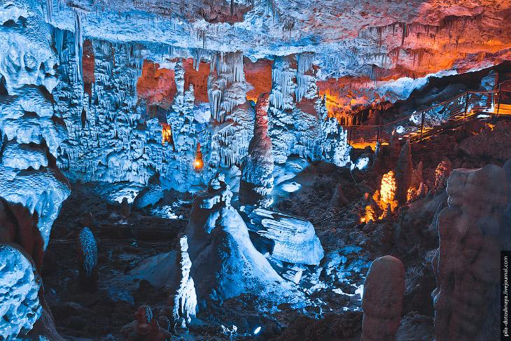 Фотографии pila-dotoshnaya   1. Пещера Сорек расположена в районе Бейт-Шемеша на западном ск