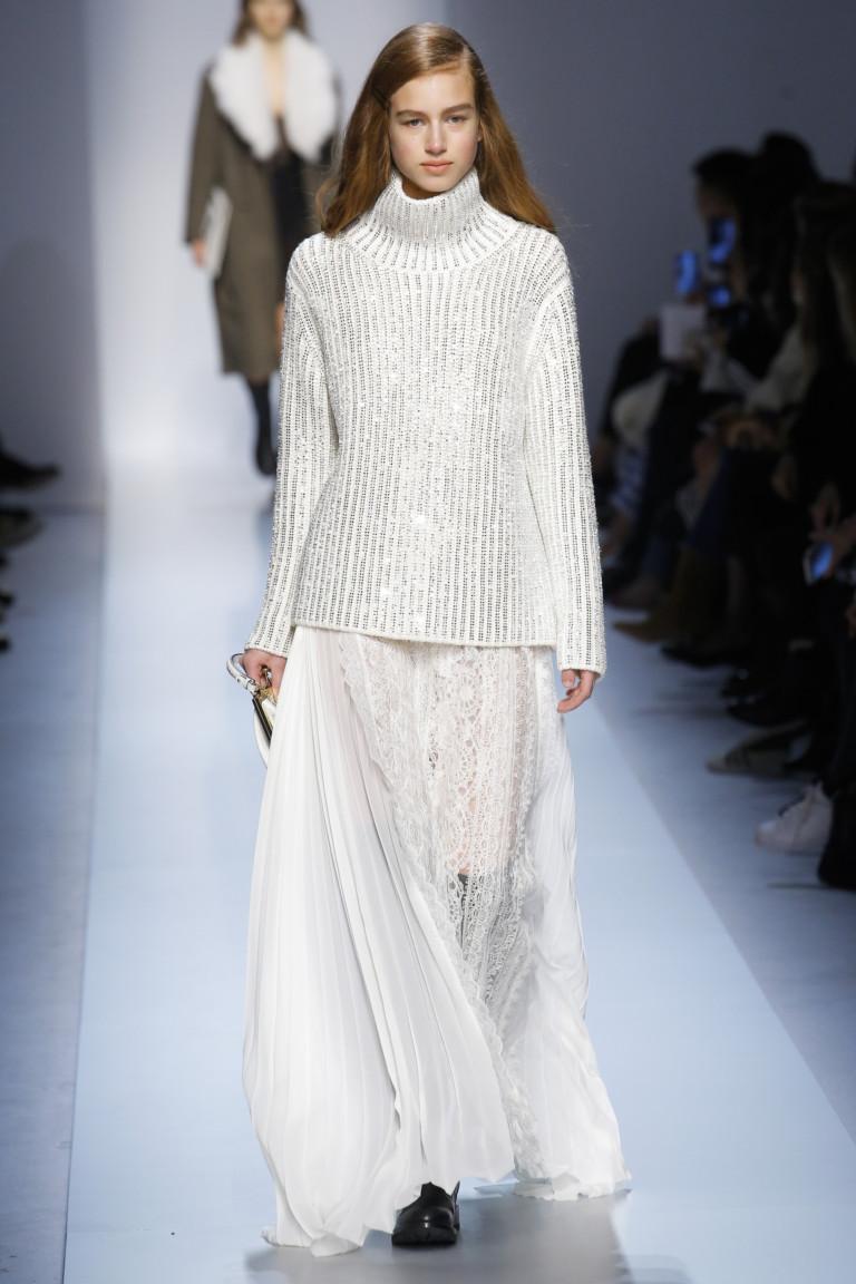 Неделя моды в Милане: Ermanno Scervino