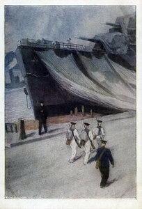 1944. На набережной Невы