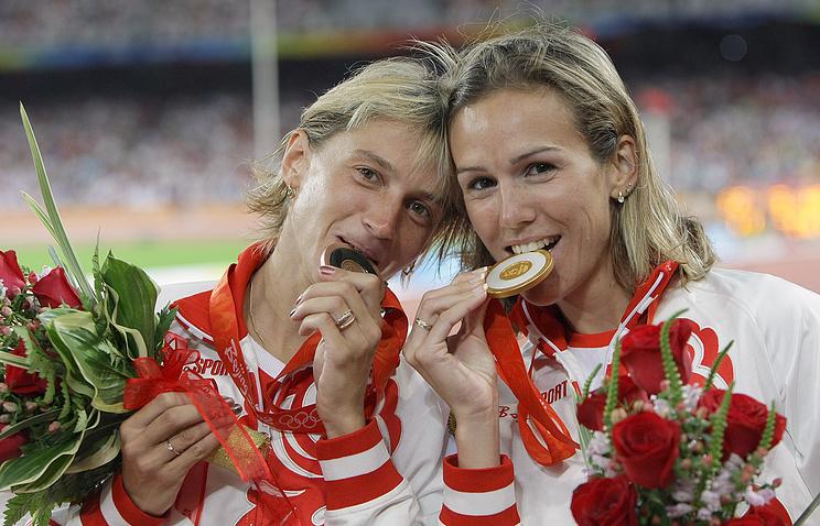 Российскую легкоатлетку лишили медали Игр-2008 из-за допинга