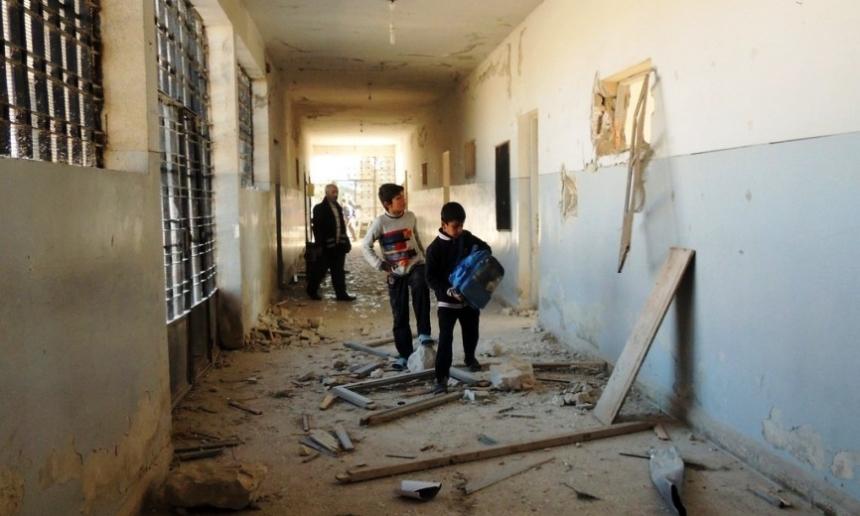 Совбез ООН призвал расследовать нападения насирийские школы