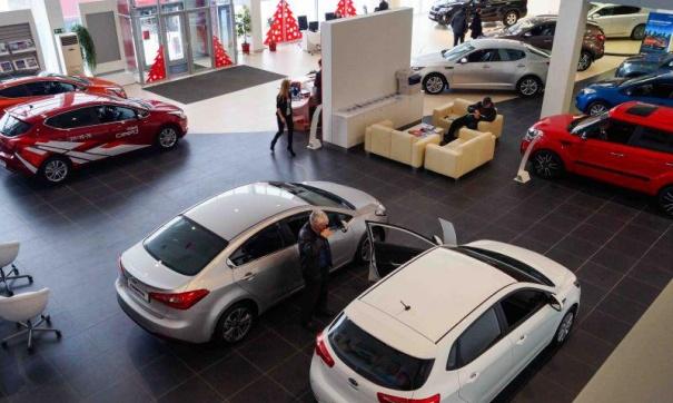 Башкирия вошла в 10-ку городов РФ пообъему рынка новых машин