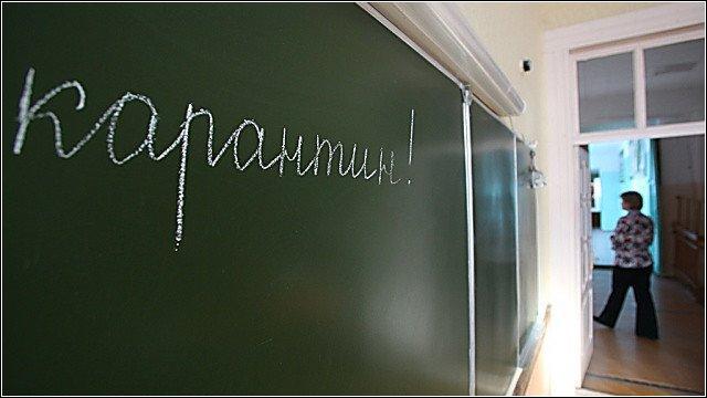 Школы Ханты-Мансийска закроются накарантин