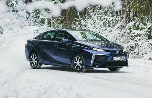 Тойота внедрит искусственный интеллект вразработку электрокаров иводородных авто
