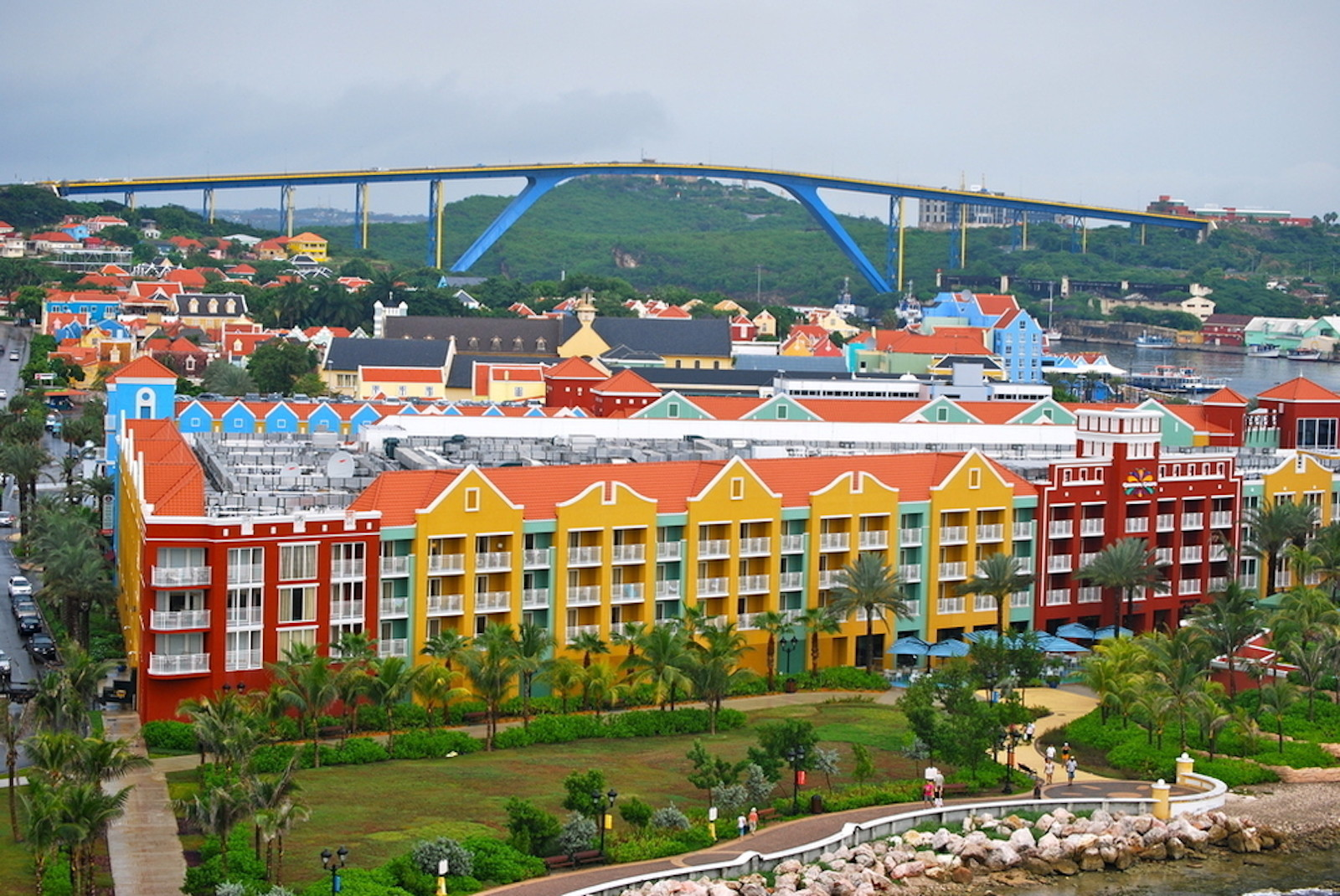 Willemstad, Curacao, Caribbean