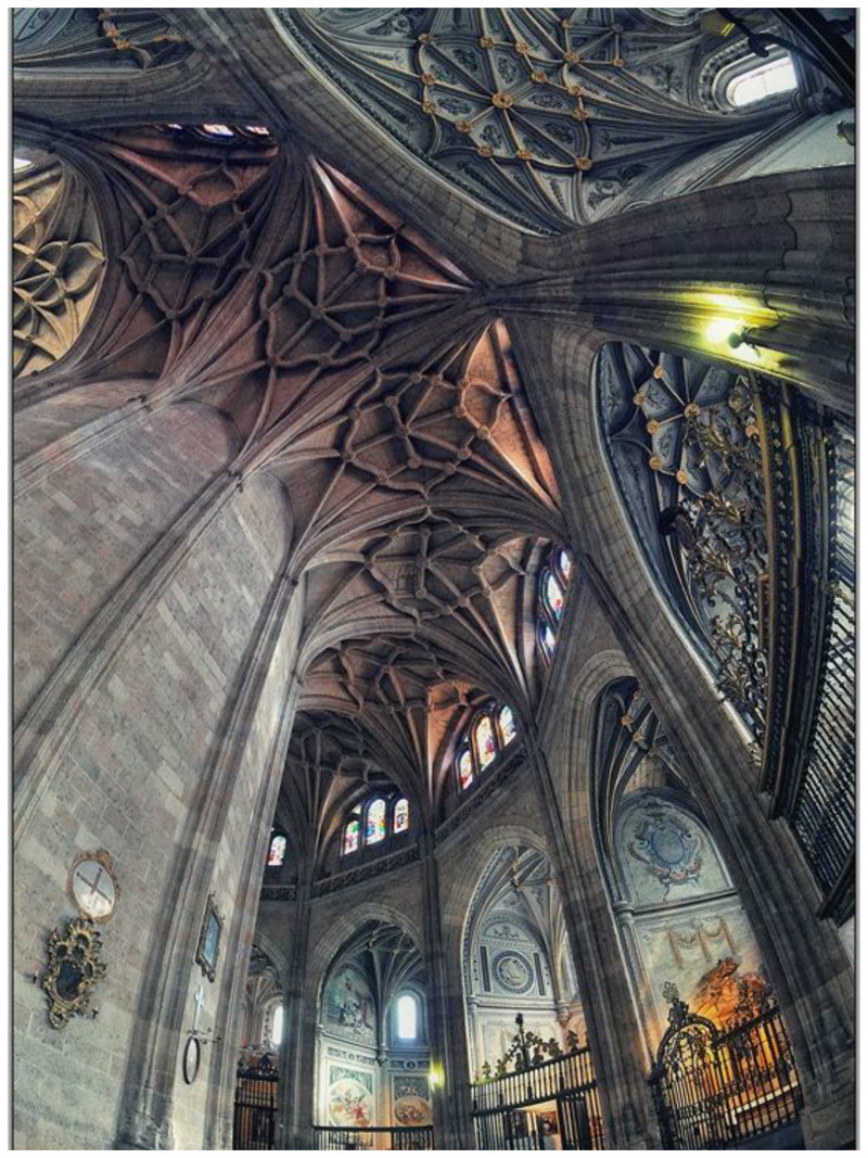 Кафедральный собор Сеговии, испания