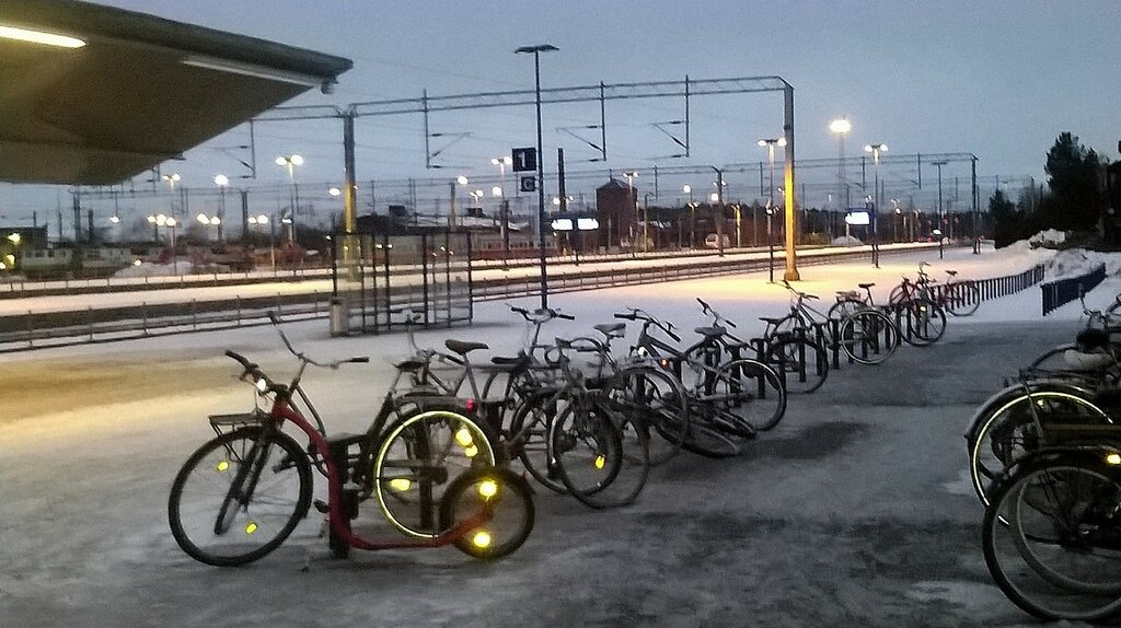23 января 2017 г., вокзал